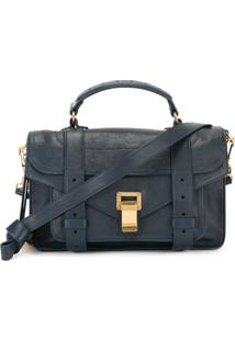 Proenza Schouler Bolsa Tiny 'Ps1' - Azul