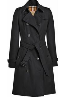 Burberry Trench Coat The Chelsea Heritage - Azul