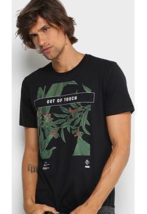 Camiseta Forum Botânica Masculina - Masculino