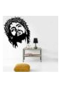 Adesivo De Parede Religioso Jesus Cristo 1- Pequeno