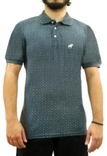Camisa Polo The Kings' Game Cinza