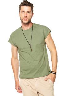 Camiseta Fiveblu Basic Colors Ever Verde