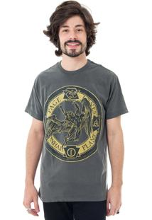 Camiseta Korova Rock Tees Led Zeppelin Angel