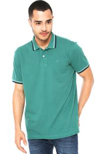 Camisa Polo Richards Lisa Verde