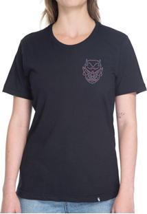 Demoneon - Camiseta Basicona Unissex
