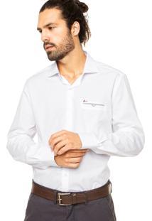 Camisa Aramis Recortes Branca