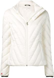 Perfect Moment Mini Duvet Ii Jacket - Branco
