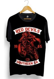Camiseta Bsc Red Devils Full Print - Masculino