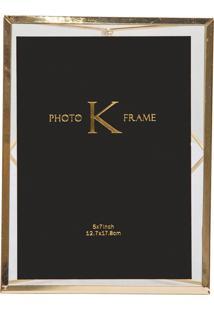 Porta-Retrato Key Gold G