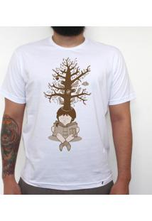 Boy Tree Dream - Camiseta Clássica Masculina