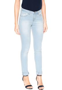 ... Calça Jeans Polo Wear Skinny Estonada Azul 8dc1af855b0ed