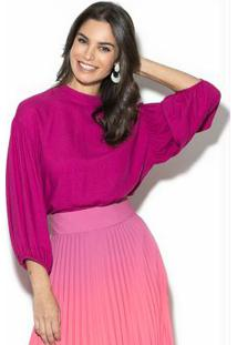 Blusa Colcci Pink