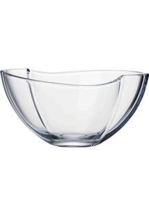 Saladeira - Cristal- 15X21X24Cmricaelle