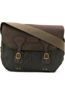 Barbour Satchel Shoulder Bag - Verde