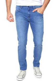 Calça Jeans Triton Skinny Lisa Azul