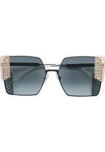 Óculos De Sol Oversized Quadrado feminino   Shoelover 51a1b660c2