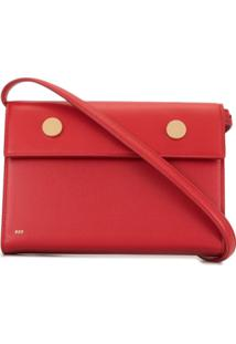 R.S.V.P. Clutch Box Epsom - Vermelho