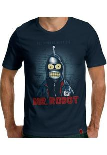 Camiseta Mr. Robot