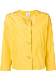 7c4ae2c000 Jaqueta Amarela feminina