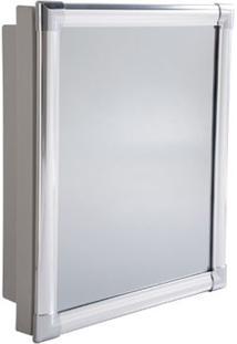 Armário Alumínio 36X31X10 De Embutir Ou Sobrepor Al41