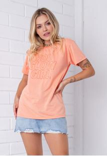 T-Shirt Pkd You Glow Girl Pesego