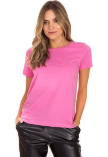 T- Shirt Beautifull Hit Pink Lovers Rosa