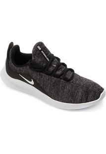 Tênis Nike Viale Premium Masculino - Masculino-Preto+Cinza
