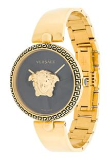 d6c2da31c28 Farfetch. Relógio Feminino Giani Versace Metálico Empire  -  Palazzo