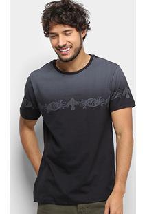 Camiseta T-Shirt Gajang Estonada Masculina - Masculino