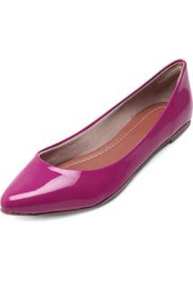 Sapatilha Aquarela Laço Aq19-18103 Pink