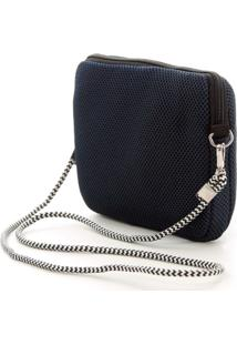 Bolsa Tropea Bag Transversal Space Azul Marinho - Kanui