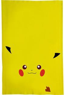 Pano De Copa Nerderia Pikachu2 Amarelo