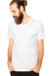 Camiseta Forum Gola Redonda Branca