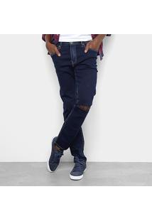 Calça Jeans Cavalera Amaro Skinny Masculina - Masculino