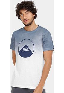 Camiseta Quiksilver Especial Degrade Active Masculina - Masculino