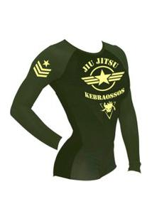 Body Kebraossos War Collection Verde Militar