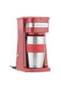 Mixpresso 2 Em 1 Cafeteira Compacta (Vermelho)