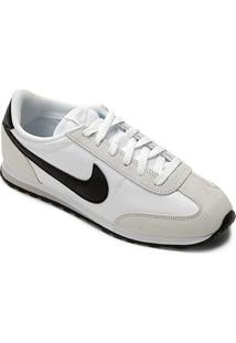 Tênis Nike Mach Runner Masculino - Masculino-Branco+Cinza