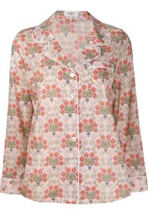 Liberty London Pijama Estella + Poppy Florence - Rosa