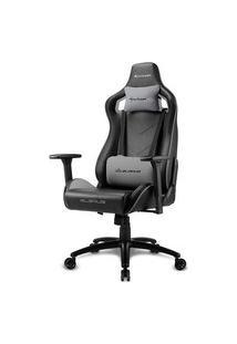Cadeira Gamer Sharkoon Elbrus 2, Black Gray