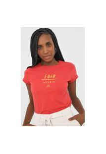 Camiseta Cantão Mood Vermelha