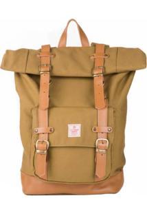 Mochila Cutterman Co. The Explorer Backpack Bege