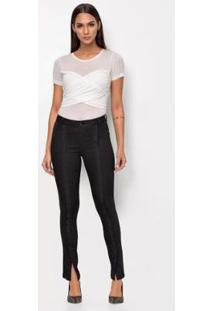 Calça Jeans Zait Skinny Florenca - Feminino