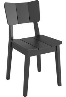 Cadeira Uma - Grafite