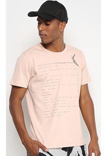 Camiseta Forum Art Masculina - Masculino