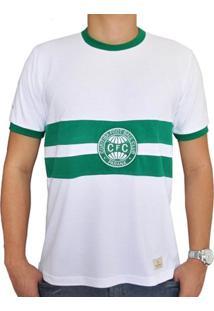 Camisa Retrô Mania Coritiba 1976 - Masculino