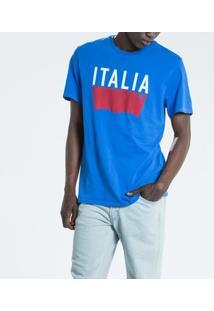 Camiseta Country Italy - Masculino