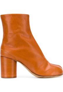 Maison Margiela Ankle Boot Tabi - Laranja