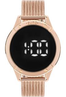 Relógio Euro Feminino Fashion Fit Touch Eubj3912Ab/4F