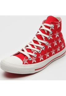 Tênis Converse Chuck Taylor All Star Vermelho - Kanui